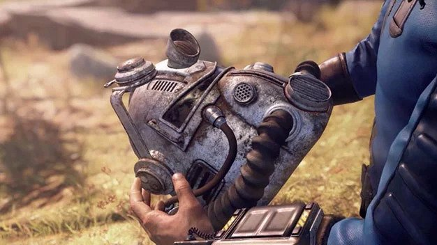 Fallout 76 Helm
