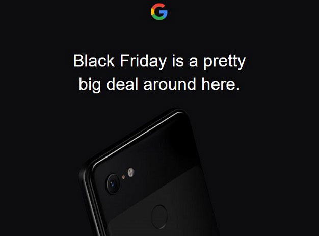 Google Black Friday