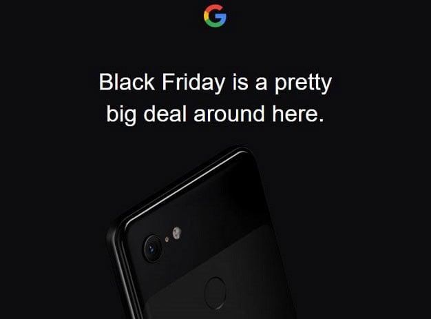 Google Black Friday Deals Live Including