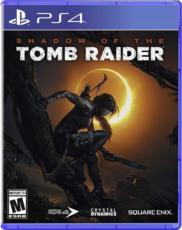 Shadow Of The Tomb Raider standard PS4