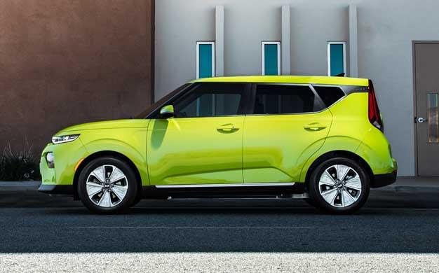 2020 Kia Soul EV To Boast 250+ Mile Range To Zap Tesla ...
