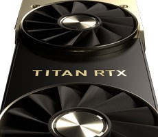 NVIDIA Unveils Beastly Titan RTX Turing GPU, 24GB GDDR6, 11 GigaRays Ray Tracing Muscle