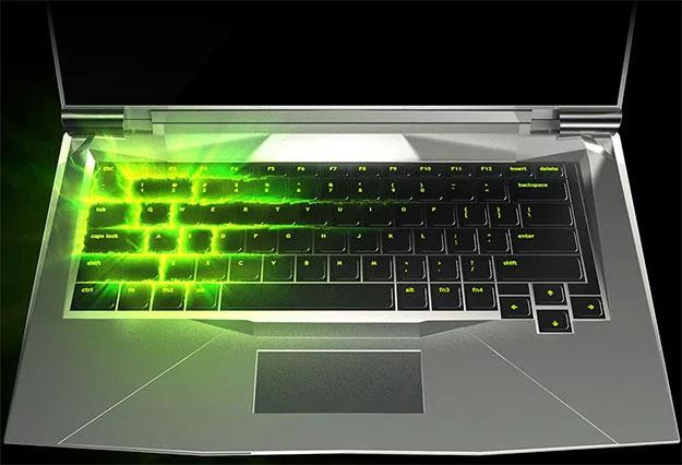 NVIDIA Laptop