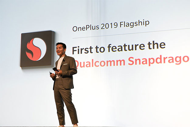OnePlus Corrects 'First Snapdragon 855 Phone' Goof, Says 5G