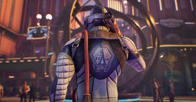 Obsidian's new RPG called Outer Worlds, set in new IP