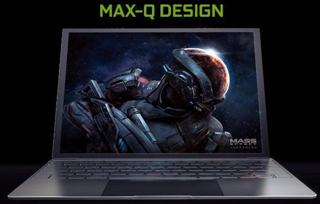 Max-Q Laptop