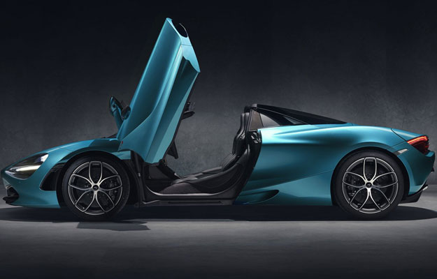 mclaren 720s spider delivers 710 horsepower and 200 mph open air