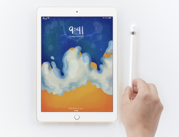 apple ipad apple pencil