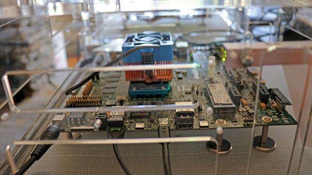 Intel Sunny Cove Test Platform
