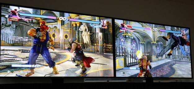 Sunny Cove Gen11 Graphics Tekken Gaming