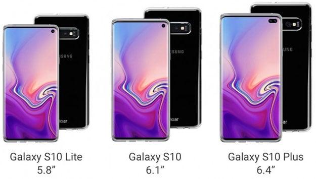 Olixar Galaxy S10 Cases
