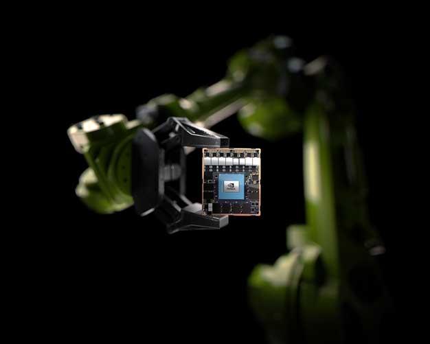 NVIDIA Jetson AGX Xavier Robot