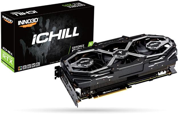 Inno3D iChill X3 Jekyll GeForce RTX