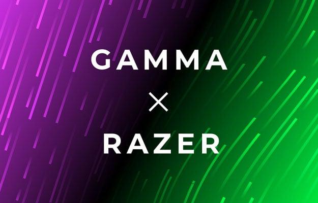 razer gamma logo
