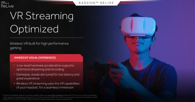 relive vr streaming