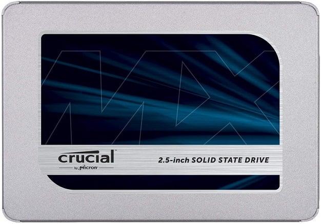 Crucial MX500 1TB SATA3
