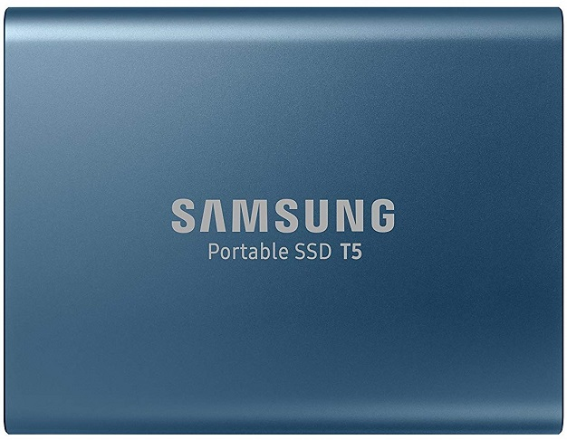 Samsung T5 Portable 500GB USB3 1