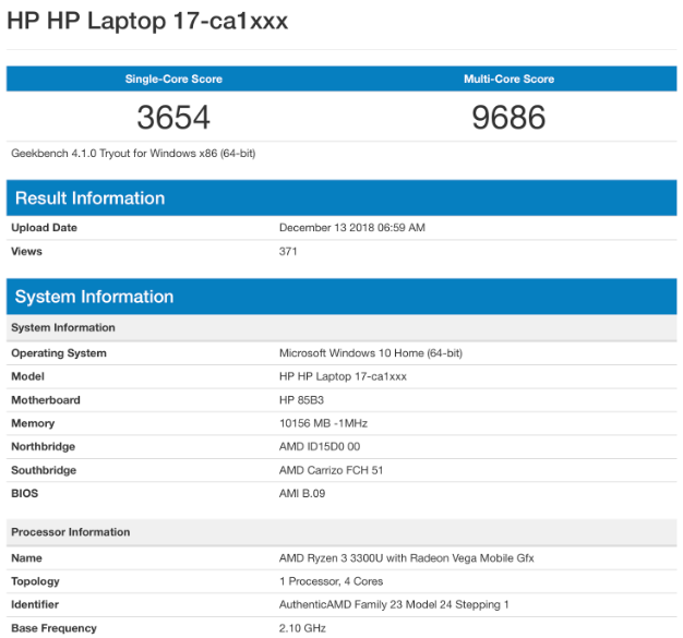 HP Laptops With AMD Ryzen 3000 Series Picasso APUs Debut In
