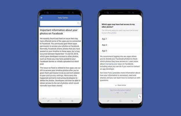 facebook photo bug alert