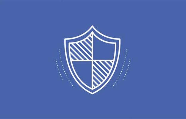 facebook security emblem