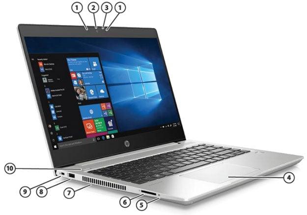 HP Zhan 66 Pro 14 G2 Notebook