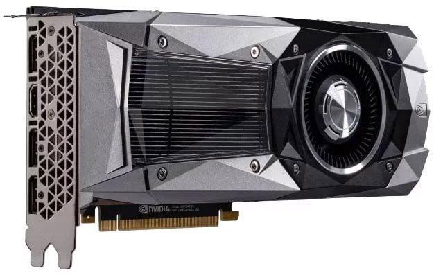 GeForce Graphics Card