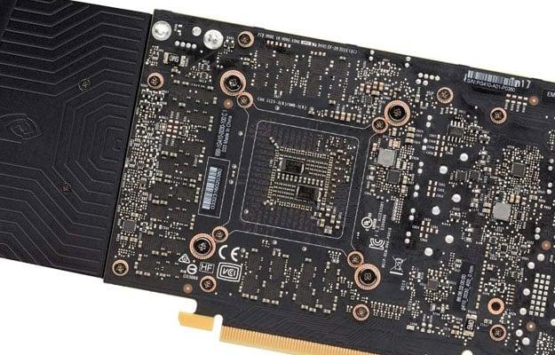 Rumored NVIDIA GeForce GTX Turing GPU May Feature 896 CUDA