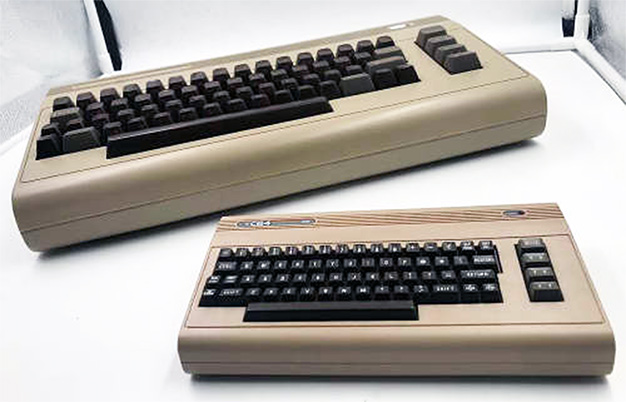Makers Of The C64 Mini Show Off First Photos Of Full-Sized