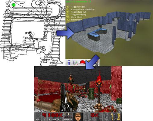 Doomba Map
