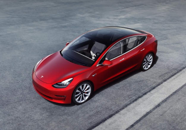 tesla model 3 base price falls to 44 000 as federal tax credit phaseout begins hothardware. Black Bedroom Furniture Sets. Home Design Ideas