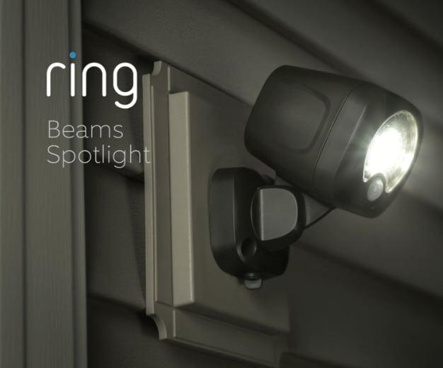 ring beams spotlight