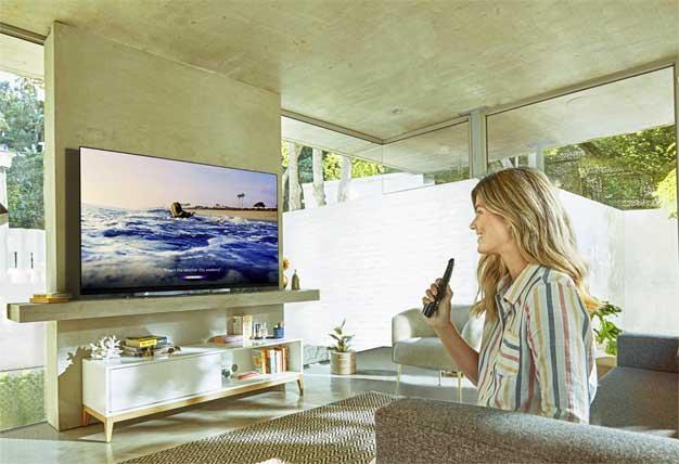 LG Announces 8K ThinQ AI Smart TVs Ahead Of CES 2019 Debut