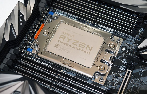 AMD Threadripper 2990WX