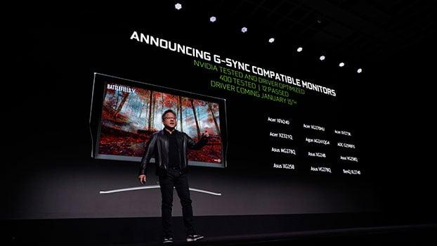 NVIDIA Adapative Sync Monitors