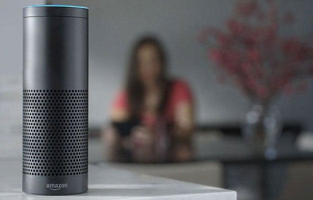 amazon echo home user