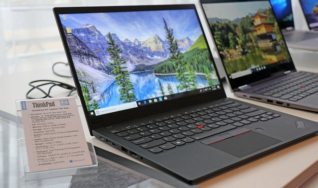 Lenovo ThinkPad X1 Carbon 7th Gen with Specs