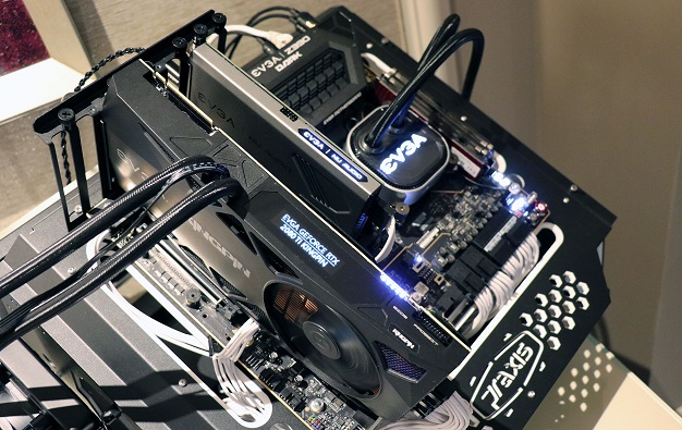 EVGA Z390 Dark Motherboard and System