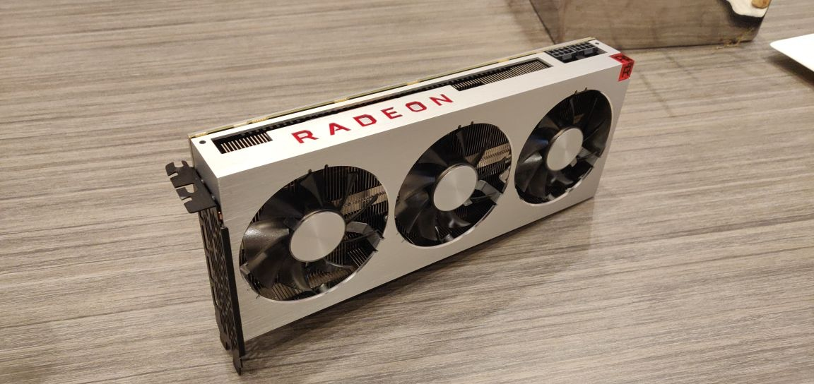 AMD Radeon VII Vega 20 Graphics Card Powering The Division 2 For 4K Gaming Action