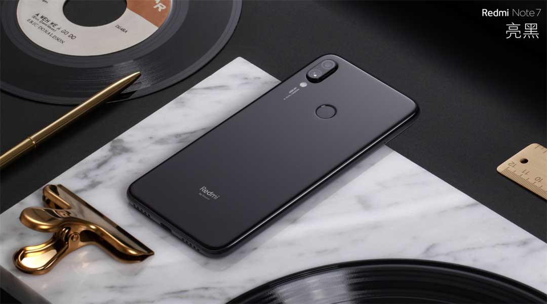 Xiaomi Redmi Note 7 Budget Smartphone Packs 48MP Camera And Premium Looks