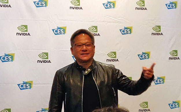 NVIDA CEO Jensen Huang Says GeForce RTX will crush AMD Radeon VII