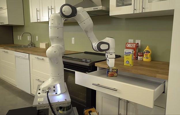 NVIDIA Robotics