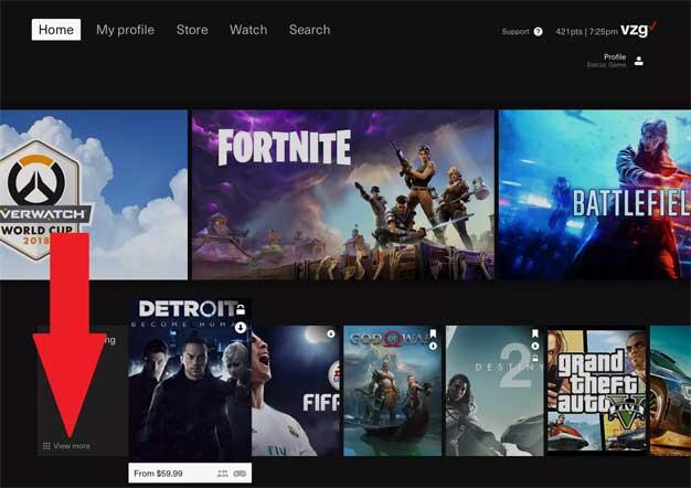 verizon gaming fort