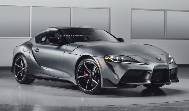 2020 Toyota Supra Leaked Again Revealing Interior And Rumored Base