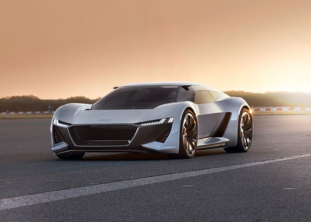 Audi PB18 600 HP Electric Supercar Reportedly Greenlit To Challenge Tesla Roadster