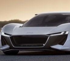 Audi PB18 600 Horsepower EV Supercar Reportedly Greenlit To Challenge Tesla Roadster