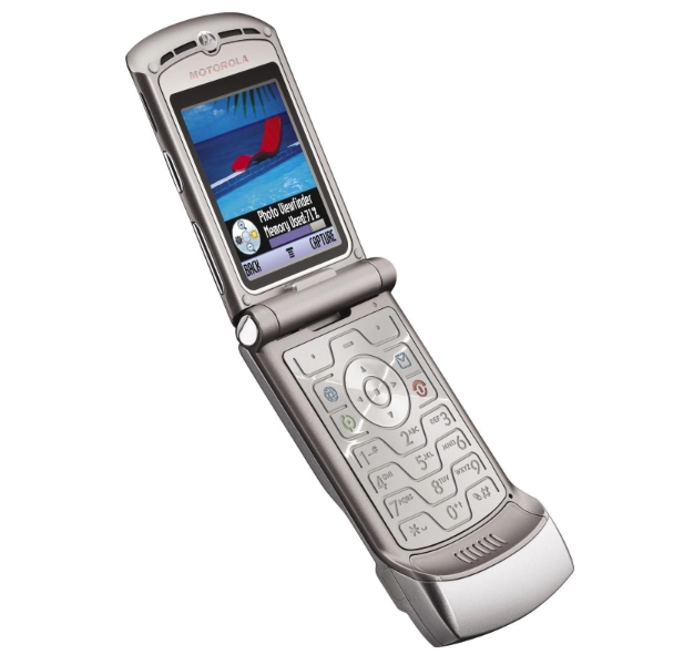 motorola 39 s iconic razr reportedly making a comeback as. Black Bedroom Furniture Sets. Home Design Ideas