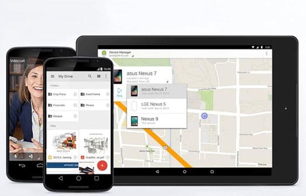 google g suite mobile management