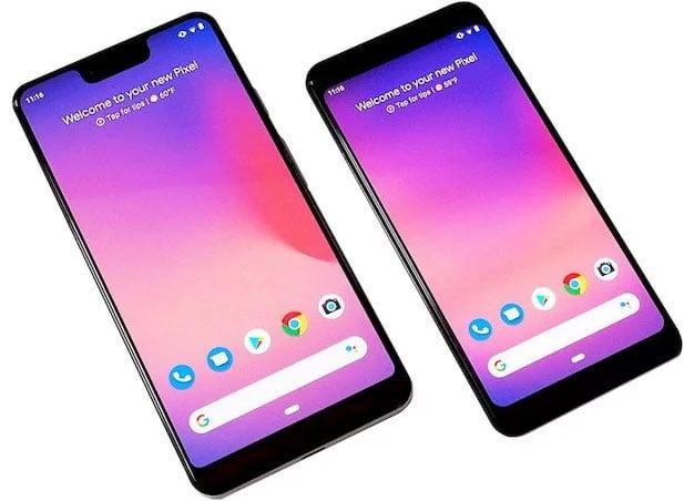Pixel 3 Phones