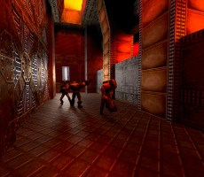 Quake 2 Gloriously Revitalized Fully Ray Traced, Play It Now On GeForce RTX Cards