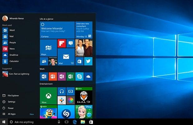 microsoft office 365 on windows 10